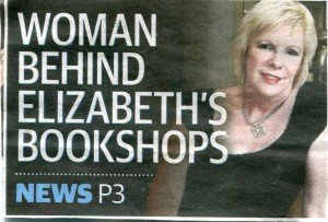 Elizabeth in 'The West Australian' (Saturday 18th Dec)