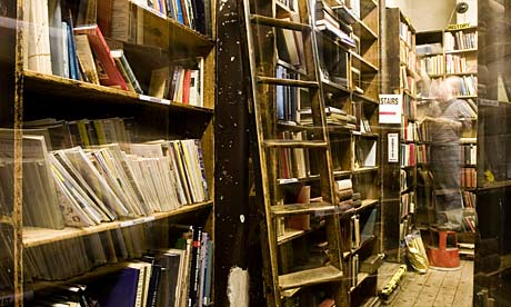 London Review bookshop.