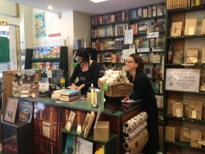 Elizabeth's Bookshop, 343 Pitt Street Sydney CBD: Not just surviving… getting better!