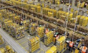 Amazon warehouse, feature