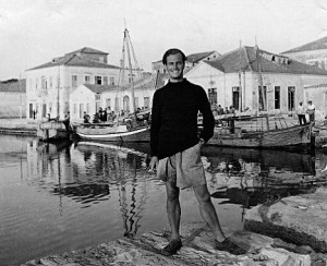 PATRICK LEIGH FERMOR: An Adventure, by Artemis Cooper